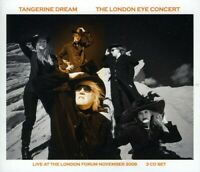 Tangerine Dream - The London Eye Concert [New CD] Boxed Set
