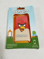 NEW! Gear4 Angry Birds Hard Cover Case Skin for iPod Touch 4th Gen RED
