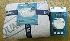 âš¡ Harry Potter Full Sheets Set & Quilt & Shams New Lot Bed in a Bag