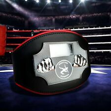 Junior Youth FIST Personalised Leather Championship Wrestling Boxing Belt Gift