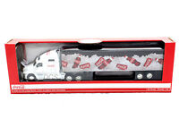 Its the real thing Long Hauler Coca Cola Truck LKW 1:64 MotorCity Classics dieca