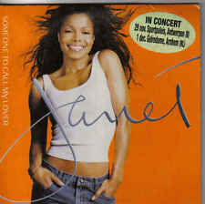 Janet Jackson-Someone to Call My lover cd single