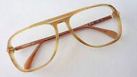 Menrad Herren Brille Brillengestell Vintage Neuware 70er Jahre Oldschool Gr.L