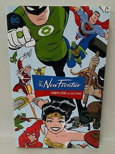 DC: The New Frontier (2016) TPB Darwyn Cooke SC New