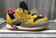 Reebok Classic Leather Ripple Altered Shoes Infant/Toddler 4C