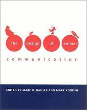 The Design of Animal Communication (Bradford Books)