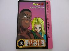 Carte DRAGON BALL Z DBZ Carddass Hondan Part 19 N°86 - BANDAI 1994 Jap