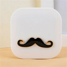 Cute Beard Travel Glasses Contact Lenses Box Contact Lens Cases Eyes Care Kits