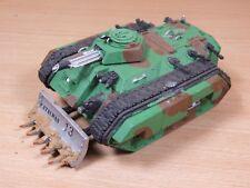Plastica Guardia imperiale Warhammer Chimera DIPINTO (L)