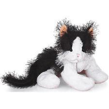 Webkinz HM016 Black and White Cat Plush Soft Toy Brand New FREE UK P&P
