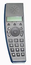 B & O Bang & Olufsen BeoCom 6000 telefono parte mobile in grigio versione inglese #65