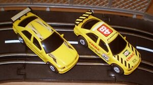 ARTIN 2  RALLY SLOT CAR 1/43