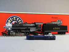 LIONEL SOUTHERN LIONCHIEF PLUS MIKADO STEAM ENGINE O GAUGE remote train 6-82962