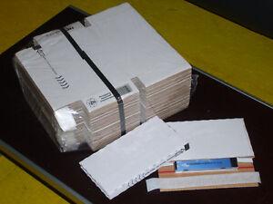 NIPS CD / DVD Case Versandverpackung für CD / DVD - 50 Stück pro Einheit