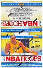 2011-12 Panini Hoops HOBBY Box 2 Auto (Kobe Bryant Kevin Durant Stephen Curry)?