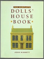 COMPLETE DOLLS' HOUSE BOOK Jean Nisbett HOW TO Decorating by Era William Morris