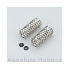 Kyosho Front/Rear Shock Spring (Silver) (2) - KYOIGW004-9022