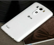 Transparent New Crystal Clear Hard Back Cover Case Skin For LG G3 D850 Protect