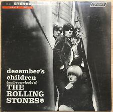 "The ROLLING STONES  ""Décember 's Children""  33T Original US 1965"