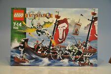 LEGO Castle Fantasy Era 7048 - Troll Warship NEU & OVP