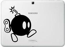 Sticker Vinilo - Mario Bomb -Tablet-Samsung Galaxy Tab 10.1 Size-Vinyl-Pegatina