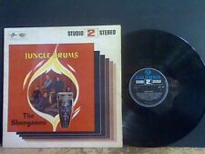 THE SHANGAANS   Jungle Drums  LP    Afro-beat      RARE !     Lovely copy !!