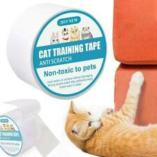 Pet Cat Anti-Scratch Tape Roll Sofa Furniture Protector Guard Clear Sticker Home