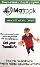 MaTrack Vehicle Monitoring Device Location Tracking System 3G GPS