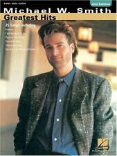 Michael W. Smith_Greatest Hits -Piano Vocal Guitar- Chords Voice Music Song Book