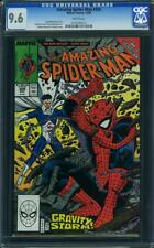 Amazing SPIDER MAN # 326 US MARVEL 1989 CGC 9.6 NM +