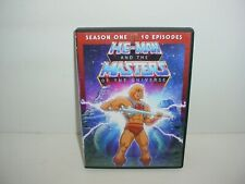 He Man And The Masters of the Universe Season One 10 Episodes DVD