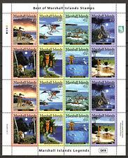 Marshall Islands - 2015 Legends - Mi. sheetlet MNH