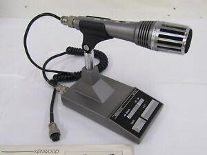 Kenwood MC-60 8-pin Stand Microphone