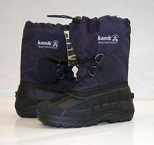 KAMIK Gr. 4 / 36 Southfrost Kinder Winterstiefel Boots -32°C waterproof navy