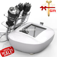 Vacuum Ultrasonic Cavitation RF Fat Remove Body Massager Slimming Anti-Cellulite