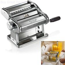 Marcato Atlas Wellness 150 Diy Pasta Maker, Stainless Steel