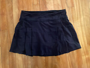 Lululemon Tennis Skirt With Built In Shorts size  6