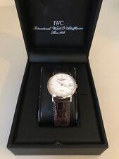 IWC Portofino Automatic Stainless Steel Dress Swiss Watch 2584062