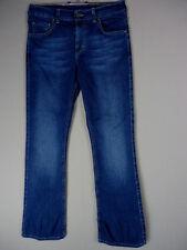 Mustang stonewashed Damen-Jeans mit geradem Bein
