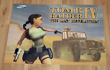 Killer Loop / Tomb Raider IV The Last Revelation Poster 56x40cm PS1 Dreamcast
