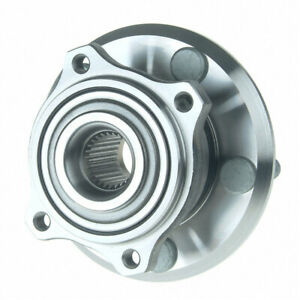 Wheel Bearing and Hub Assembly Front Moog 513225