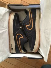 New Nike AirForce One Premium 10.5 af1 air force Denim Authentic. NEW NIKE NIB