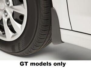 OEM 2021 Kia Forte GT 4Dr Sedan SPLASH GUARDS MUD FLAPS MUD GUARD kit 4PC Set