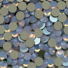 2028 SS34 RW *** 10 STRASS SWAROVSKI FOND PLAT 7,2mm ROSE WATER OPAL  F