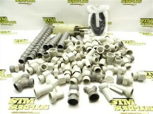 """LARGE LOT OF NEW 1/2"""" CEDARBERG SNAP-LOC SYSTEMS PARTS & ACCESSORIES ++"""