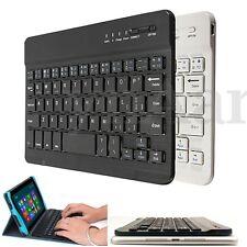 Slim teclado Bluetooth Inalámbrico De Aluminio Para Macbook iPhone iPad PC Tablet