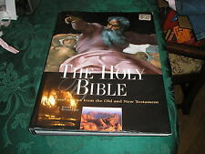 Holy Bible : Places and Stories from the Old and New Testament by Gianni...