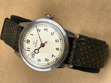 Omega 1943 Military Officers 16 Jewels WWII Wrist watch - Nice