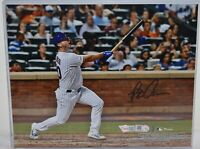 Pete Alonso New York Mets Autographed 8x10 MLB Rookie Home Run #53 (Fanatics)