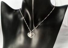 Natürliche Echtschmuck-Halsketten & -Anhänger mit Mondstein für Damen